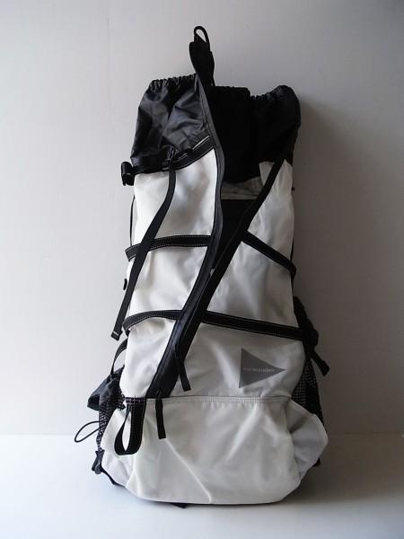 andwander(アンドワンダー) backpack 40L Eins&Zwei