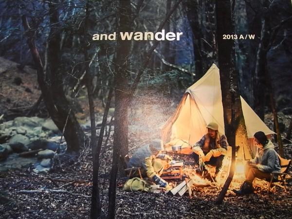 and wander (アンドワンダー) Eins&Zwei