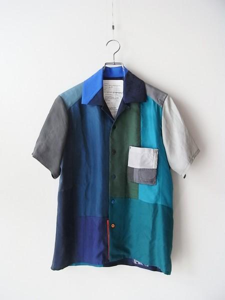 PHABLIC×KAZUI(ファブリックバイカズイ) RE: Aloha shirts