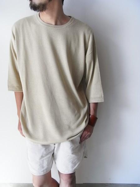 crepuscule Knit-T (クレプスキュール)