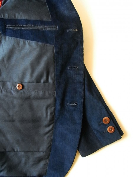 PHABLIC×KAZUI postman jacket (NAVY)