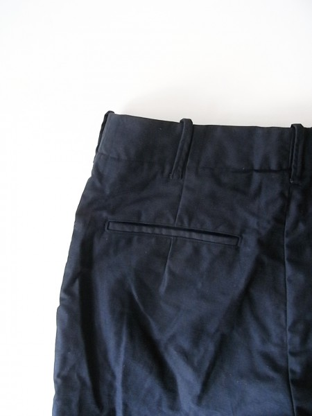 semoh (セモー) Tapered pants