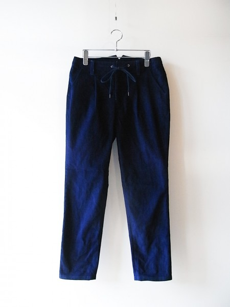 PHABLIC×KAZUI Slim taperd pants