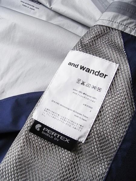 andwander (アンドワンダー)