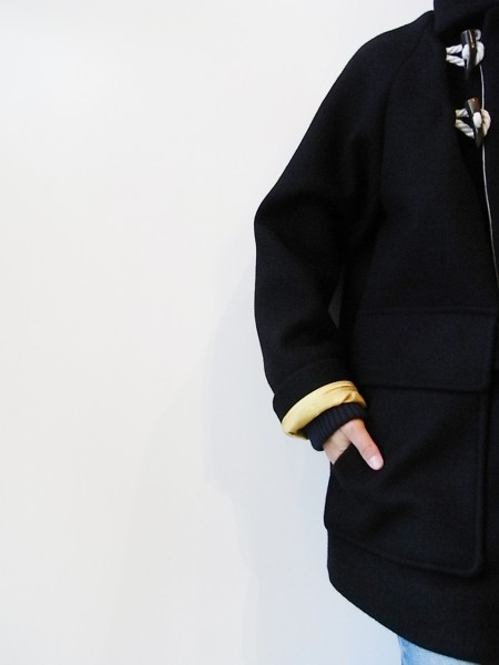 PHABLIC×KAZUI postman coat (ファブリックバイカズイ)