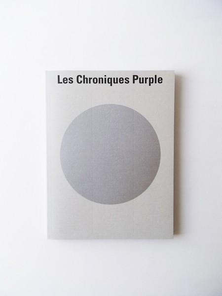 LES CHRONIQUES PURPLE (VACANT)