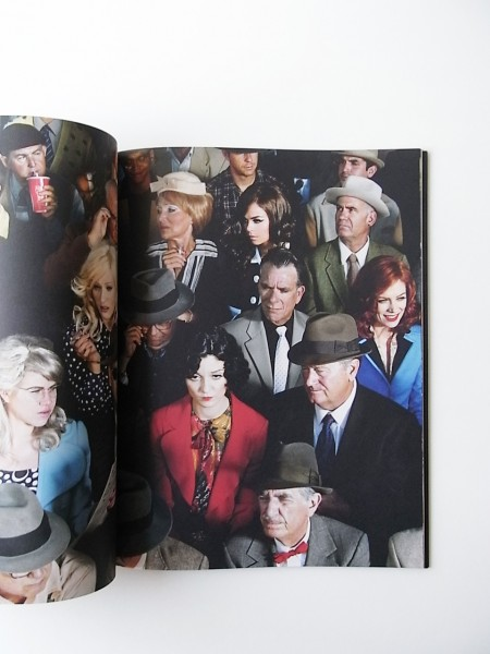 FACE IN THE CROWD( ALEX PRAGER)