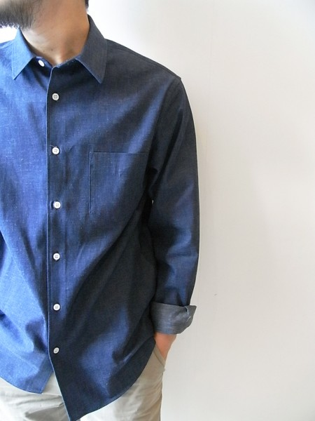 ALLEGE Denim Shirts