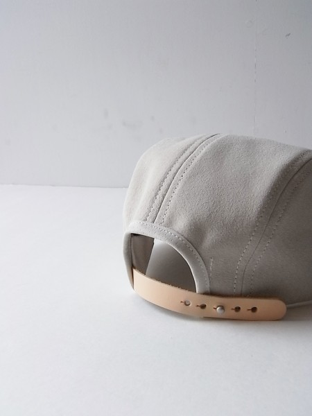 Hender Scheme jet cap pig leather