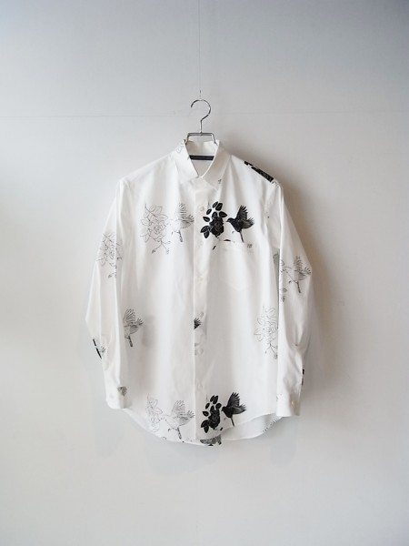 semoh Regular collar shirt (FOLWER&BIRD)