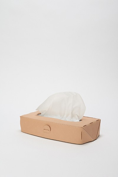 tissue box case