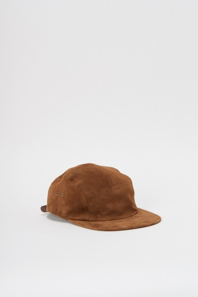 water proof pig jet cap-khaki brown