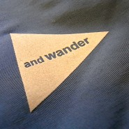 and wander(アンドワンダー)10
