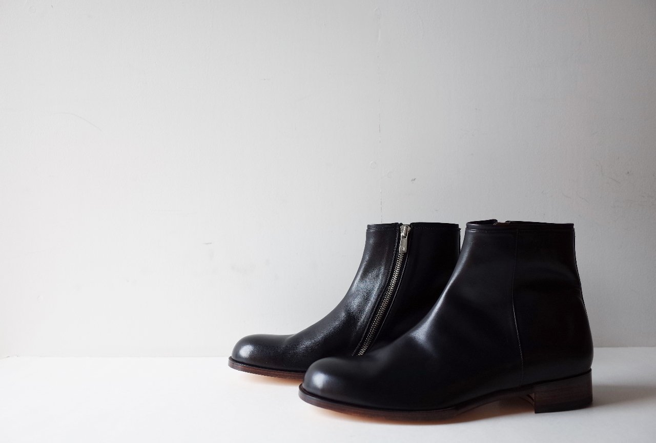 forme Side zip boots (フォルメ)