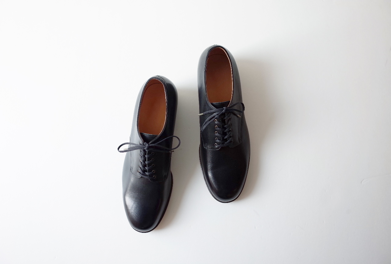forme Blucher Plain Toe